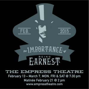 The Importance of Being Earnest Design