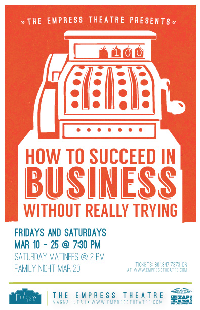 How to Succeed in Business Without Really Trying Design