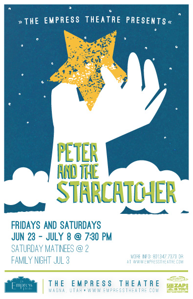 Peter and the Starcatcher Design